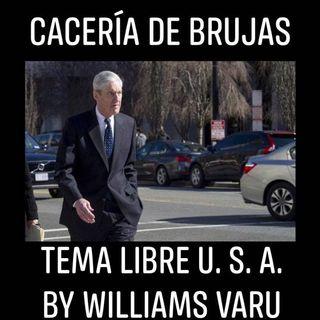 Caceria de Brujas ( No Conspiracion entre Trump - Russia)