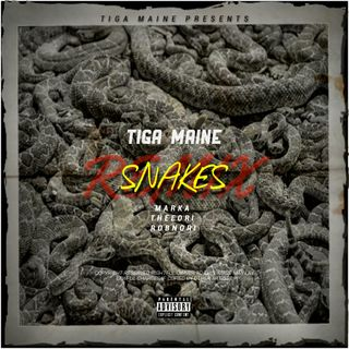 Tiga Maine - Snakes Remix (ft. Marka x TheeOri & ROBNORI)