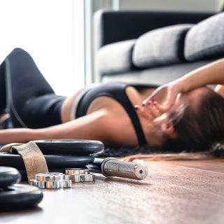 Se l'attivita fisica fa male... allenatevi!