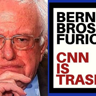 CNN BELIEVES WARREN AND THE BERNIE BROS ARE FURIOUS!
