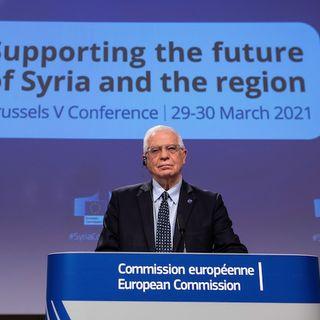 Quinta conferenza di Bruxelles sul futuro della Siria
