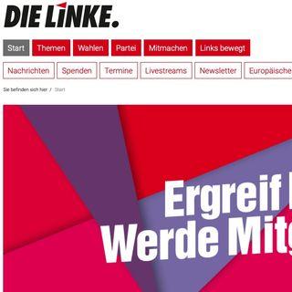 Die Linke: eco-socialismo democratico che non rinnega la DDR