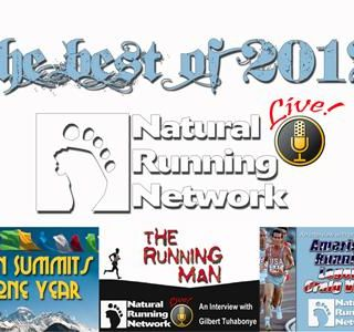 The Best of 2012 from The Natural Running Network