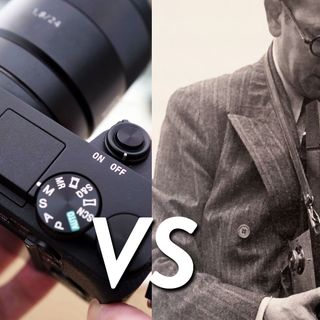 Creative Photography vs Technical Photography