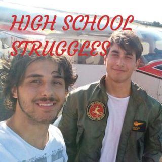 01_HighSchool Struggles Team No Silence