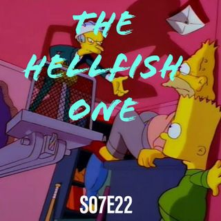 115) S07E22 (Raging Abe Simpson and His Grumbling Grandson in 'The Curse of the Flying Hellfish')