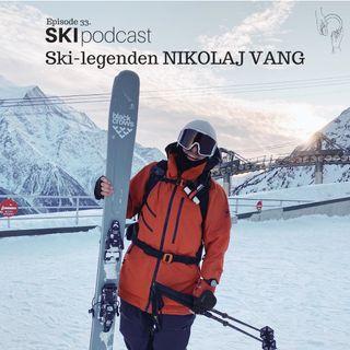 33. Ski-legenden Nikolaj Vang