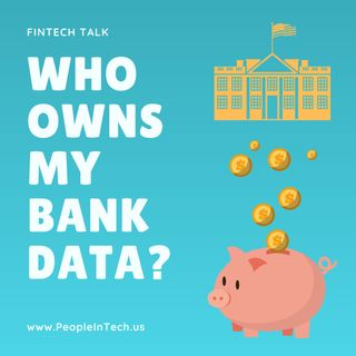 Who owns your bank💰 data 🏛️?