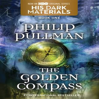 Episode 18 : The Golden Compass and His Dark Materials Trilogy with Special Guest Christina Sacco