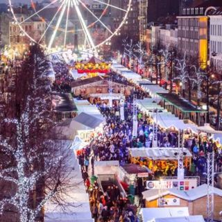 Noël a Bruxelles