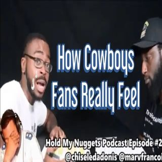 The Dallas Cowboys Genjutsu Chiseled Adonis Reaction and Rant