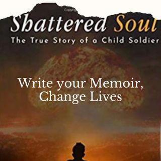 Author Interview - Write your story change a life Interview with Essi Bagheri author of Shattered Soul
