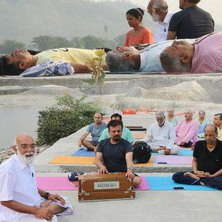 160204 Simple Shanti Meditation practice
