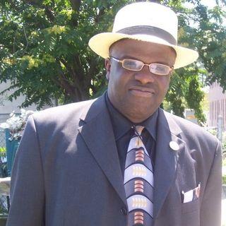 Pastor Holman at Abundant Life COGIC Easter Sunday Morning