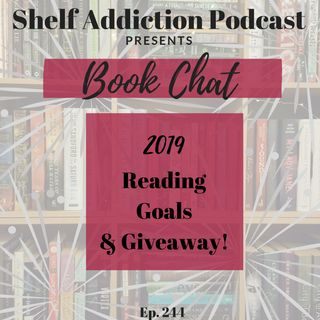 New Year Reading Goals & More | Book Chat
