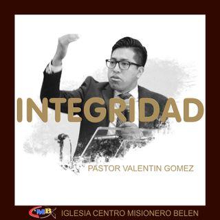 Valentin Gomez - Integridad