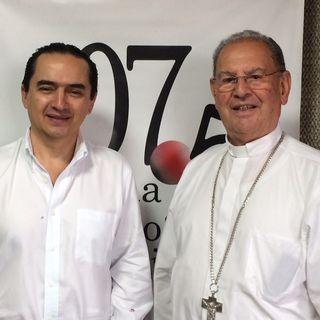 Monseñor Rodrigo Mejía Saldarriaga, S.J. evangelizando la cultura en el África