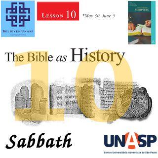 664-Sabbath School - 30.May Sabbath