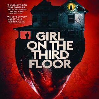 "230: Interview w/ Travis Stevens, Dir. of ""Girl on the Third Floor"""