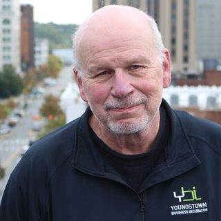 Episode 46: Jim Cossler, Huntington Bank Entrepreneur in Residence, YBI