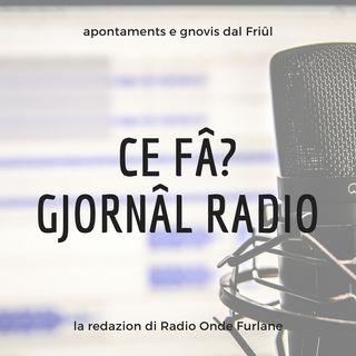 Gjornâl Radio   16-07-2018