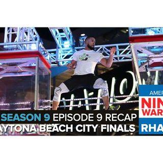 American Ninja Warrior 2017 | Episode 9 Daytona Beach City Finals Podcast