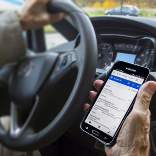 10,000% more people die in traffic than mass shootings. Can we use tech to reduce distracted driving?