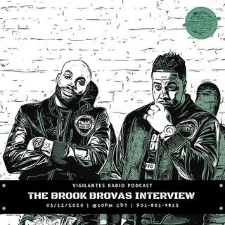 The Brook Brovaz Interview.