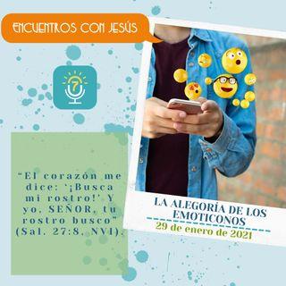 29 de enero - La alegoría de los emoticonos - Etiquetas Para Reflexionar - Devocional de Jóvenes
