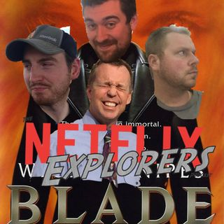 Blade, The Mist, The Shining, The Haunting of House Hill, River, 211 - Feat: PAPA STEVE