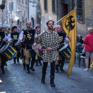 72 - La Festa del Duca e il Torneo cavalleresco della Cortegiania a Urbino