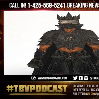 ☎️BREAKING NEWS: Deontay Wilder Ring Outfit REVEALED😱Is It Too Heavy❓Can He BREATHE❓