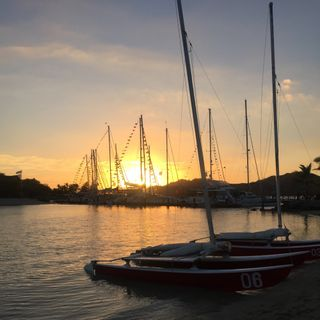 A visit to Musket Cove Island Resort And Marina in Fiji