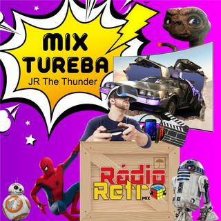Mix Tureba - Série Cobra Kai - com JR The Thunder