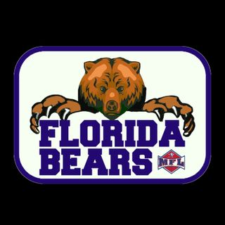 MFL Florida Bears Sign Up Promo 2021 Season