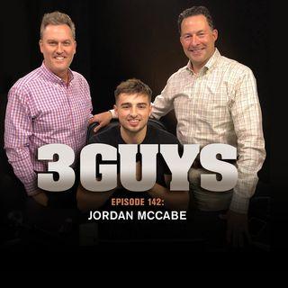 Jordan McCabe's Second Visit