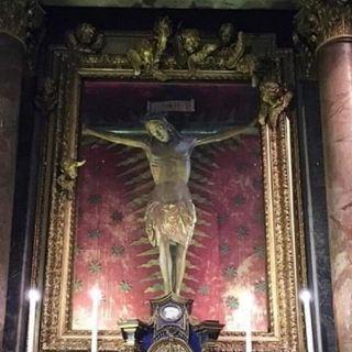 Crocifisso miracoloso: intervista al rettore di San Marcello al Corso