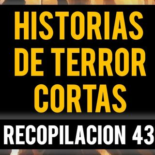 Historias De Terror Cortas Vol. 43 (Relatos De Horror)