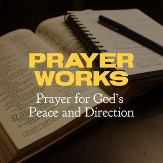 Prayer for God To Guard your heart and Mind and give you Direction.