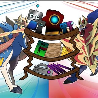 The Warped Shelf: Pokemon Sword and Shield