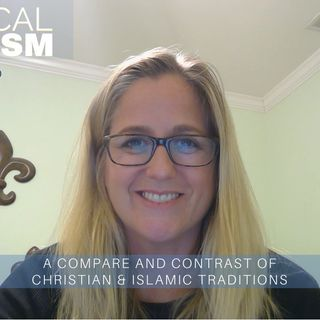 Theological Sexism 10: Contrast Wife Beating Theology - Christian & Islamic Traditions