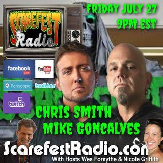 Chris Smith and Mike Goncalves TWC SF11 E35