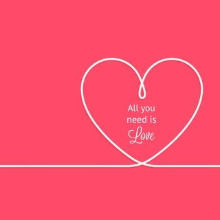 Love - we all need it - here's the best way to get it.