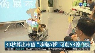 """13:18 """"哆啦A夢""""值多少? 評價系統告訴你! ( 2018-09-21 )"""