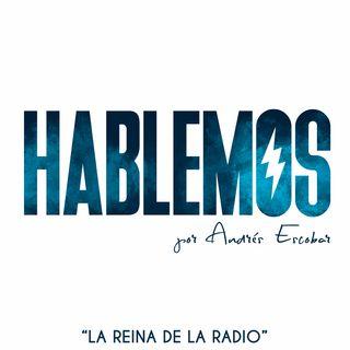 La reina de la radio - Reyna Franco