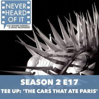 Season 2 Ep 17 - Tee Up: 'The Cars That Ate Paris'