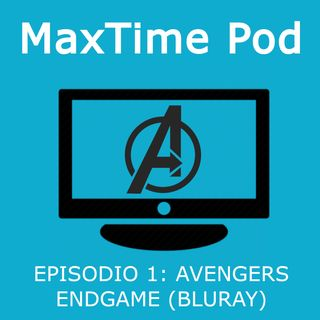 Episodio 1> Avengers: Endgame (BluRay)