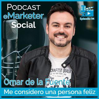 Omar de la fuente creador de HaciaelAutoempleo.com y Titanes WardPress