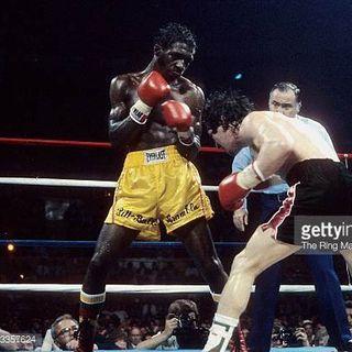 Boxing Legends Show: Former Lightweight Champion Livingstone Bramble