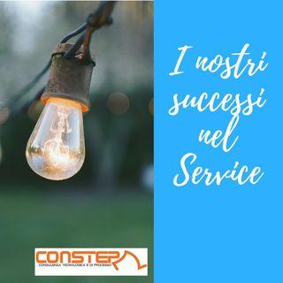 Constep presenta: I nostri successi nel Service